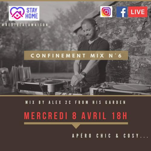 confinement mix (Facebook & Instagram LIVE)